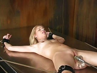 Shemale sex slave bondage
