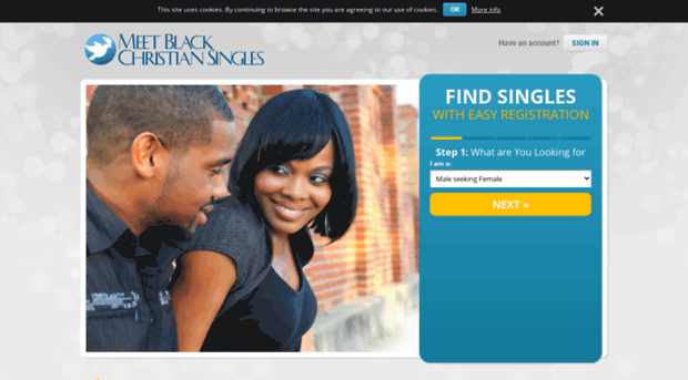 Free dating site for black singles