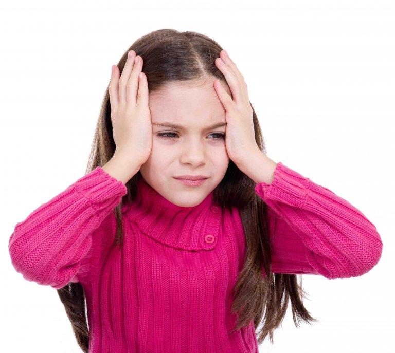 У ребенка 6 лет постоянно болит голова