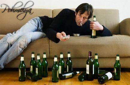 Как вывести алкоголика из запоя в домашних условиях