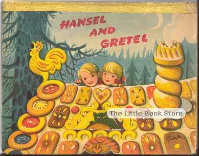 Hansel et gretel livre mcdo