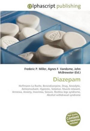 Mechanism of action of diazepam