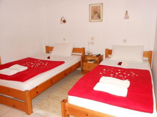 Номер в отеле в Паралио Астрос