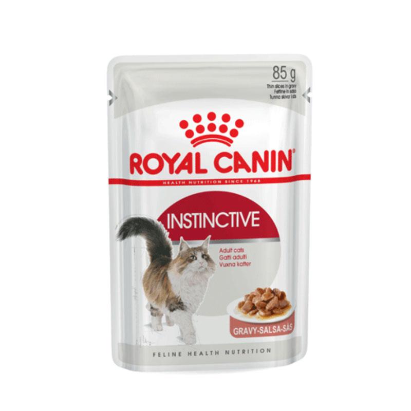 Корм royal canin instinctive пауч