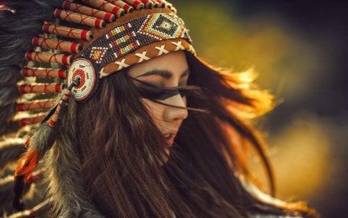 Native american dating white girl