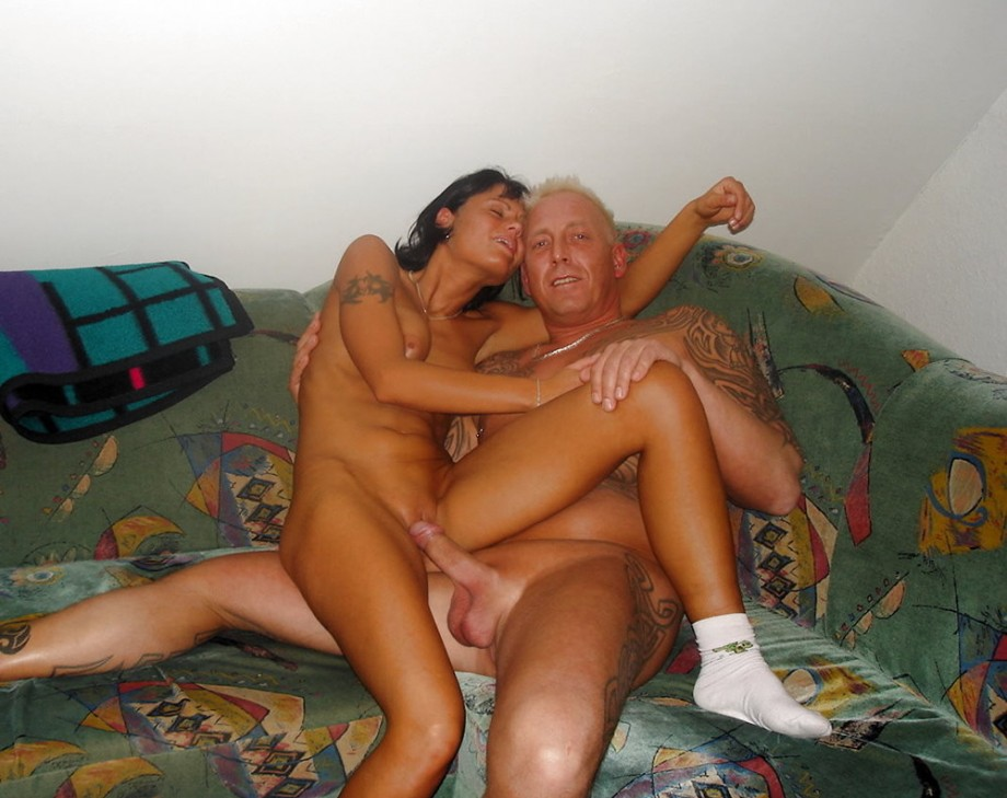 Grandpa big hairy gay cock
