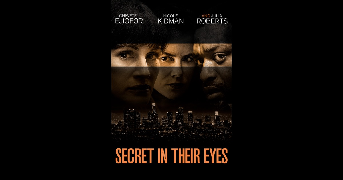 The Secret in Their Eyes 2015 Streaming ITA - G-Cinema