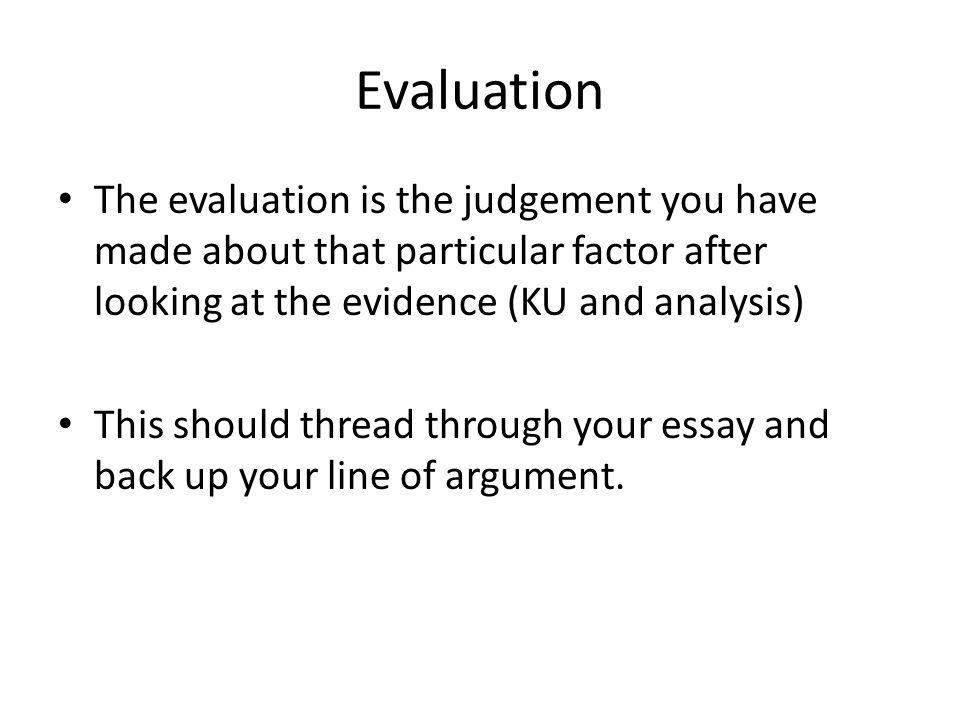 Write my argument of evaluation essay topics
