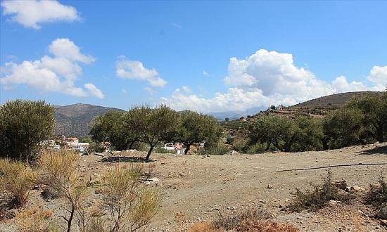 Участок земли в Гераклион