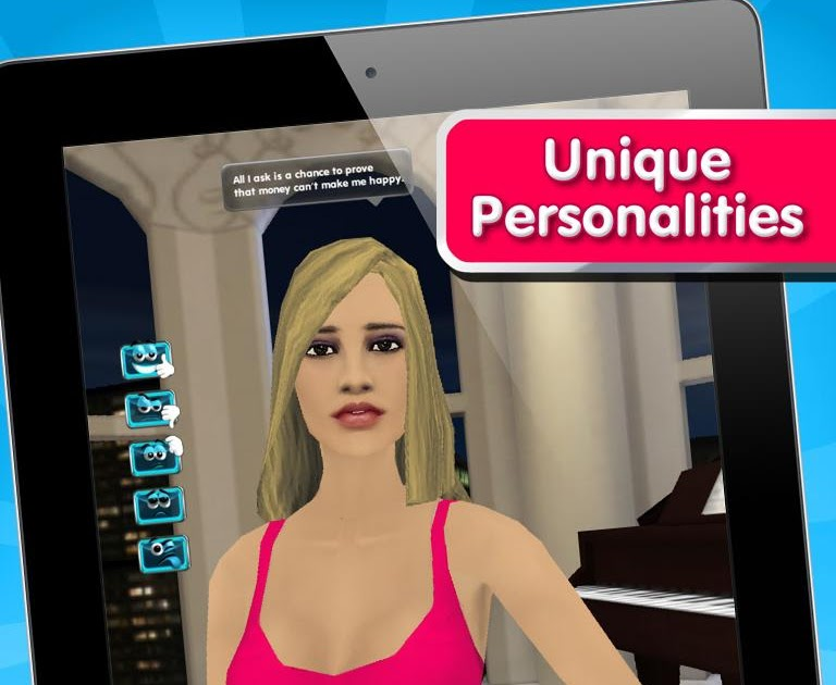 Virtual dating games ipad