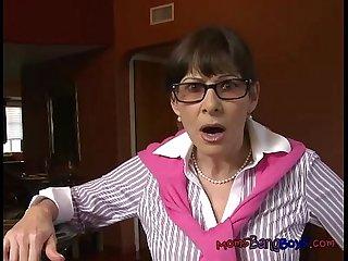 Victoria tiffani anal creampie