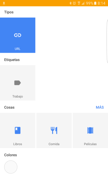 Manual google keep