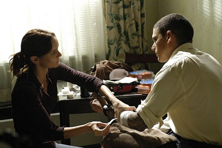 Prison Break - Season 4, Episode 4: Eagles and Angels - TVcom