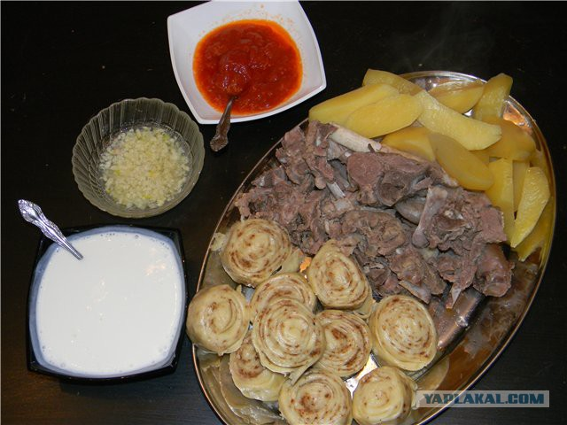 дагестанская кухня рецепты с фото салаты