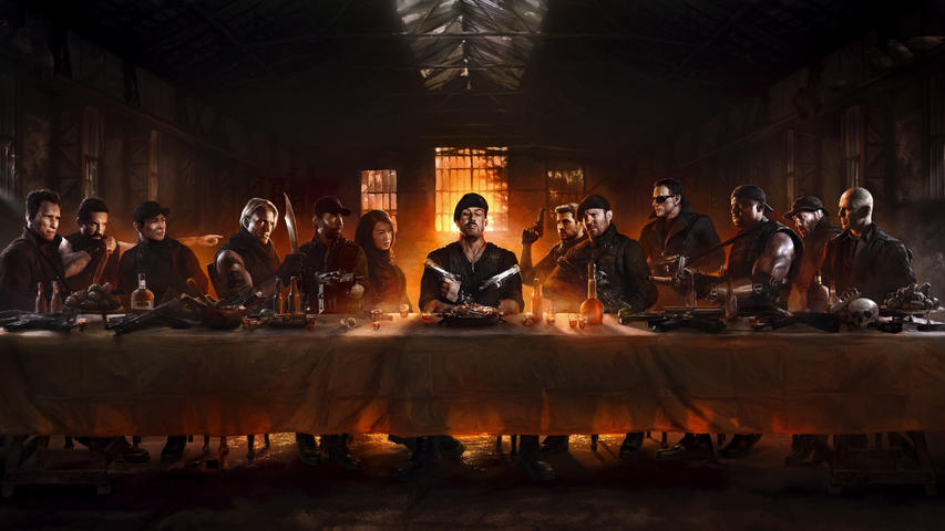 Watch The Expendables 2 () Online Streaming for Free