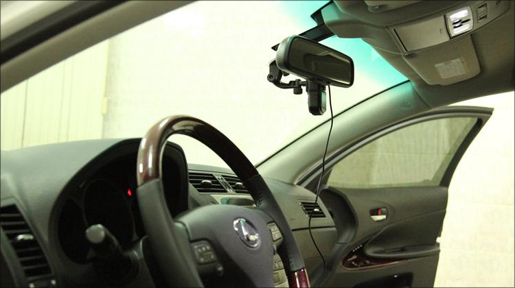 Как установить видеорегистратор на автомобиль незаметно