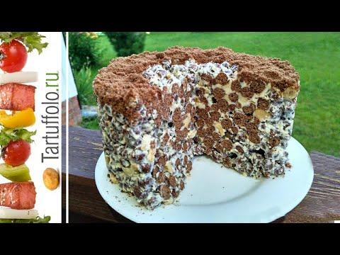 Быстрые простые рецепты тортиков