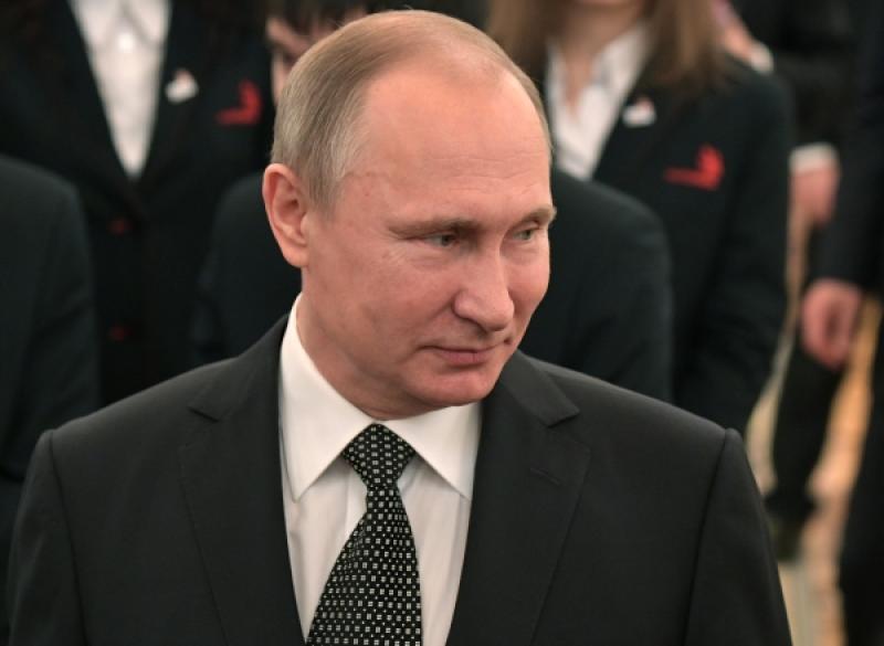 Путин о своей личной жизни: Все в порядке, не