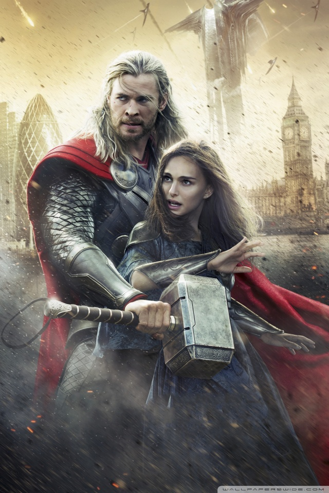 Thor 2 (2013) Telugu Dubbed Full Movie Watch Online
