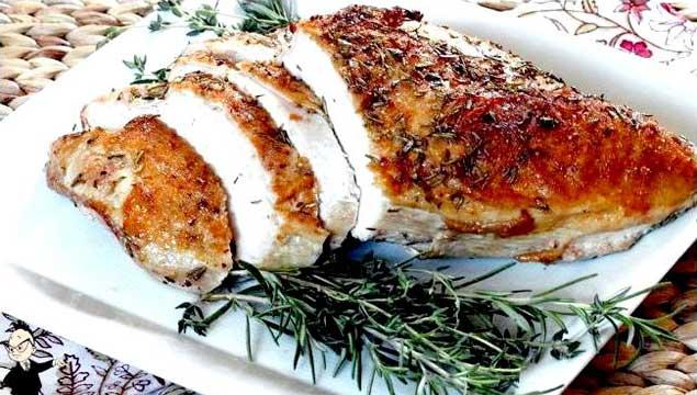 запеченные куриные грудки рецепт с фото