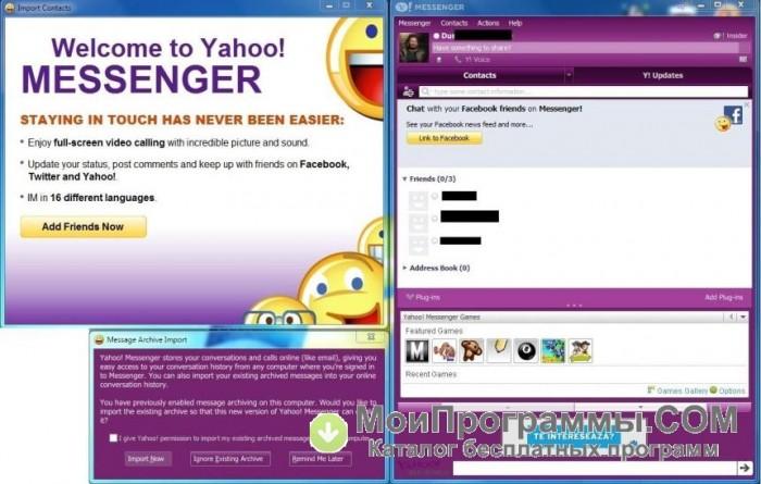 Download Yahoo Messenger for Windows - Softonic