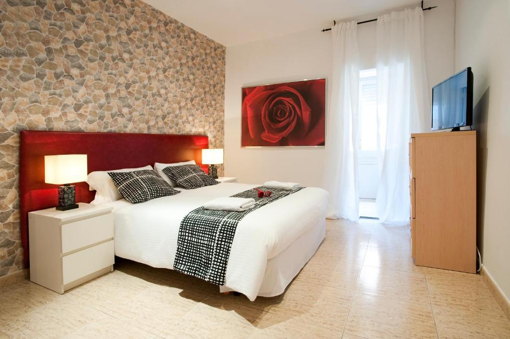 Испания квартира отели