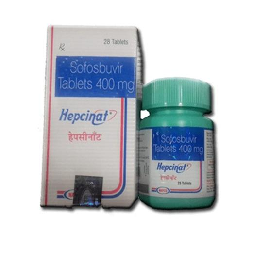 Sofosbuvir 400 mg fiyatı