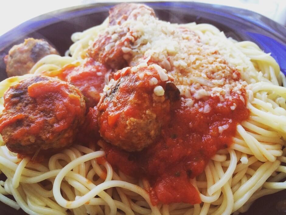 макароны с мясом рецепты с фото пошагово