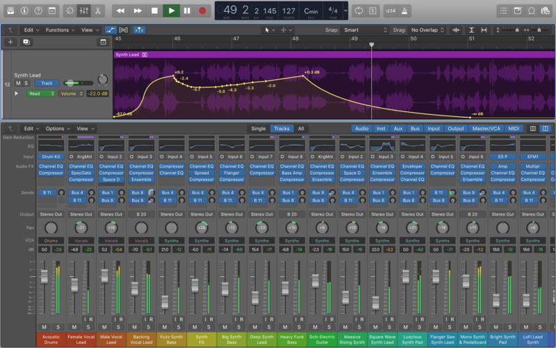 Logic Pro X 1024 Crack For Mac OS X + Windows Download