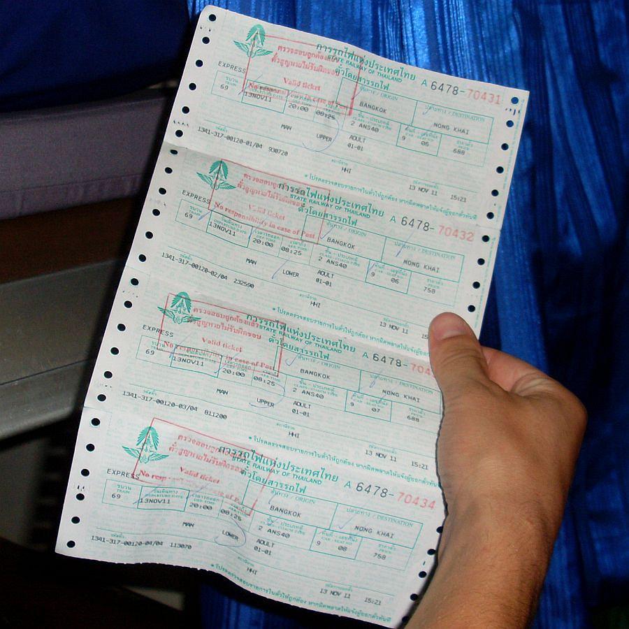Купить билет из москвы в таиланд