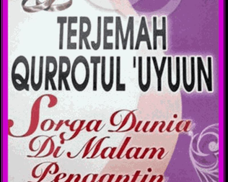 Download Kitab Qurrotul Uyun Pdf Writer - cerptracassuc