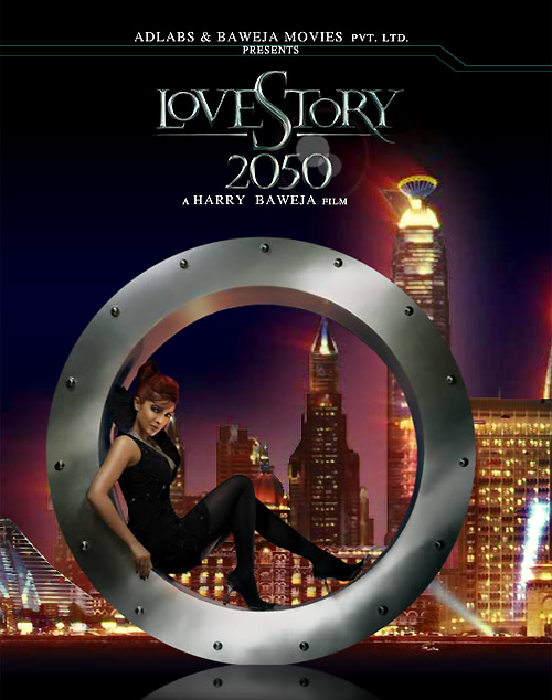 Love Story 2050 2008 Movies Download In HD Mp4 3Gp
