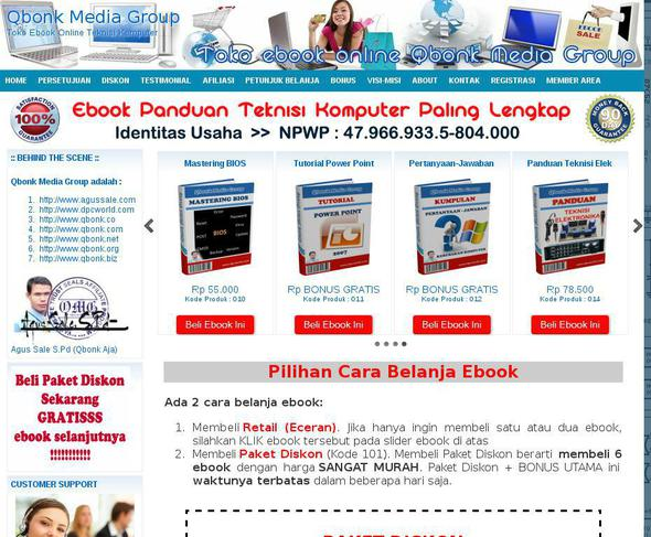 Buku Teknik Komputer Jaringan Dasar PDF Lengkap - Download