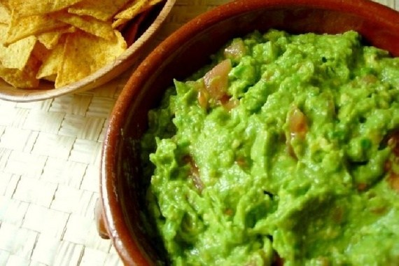 avokado recept guacamole