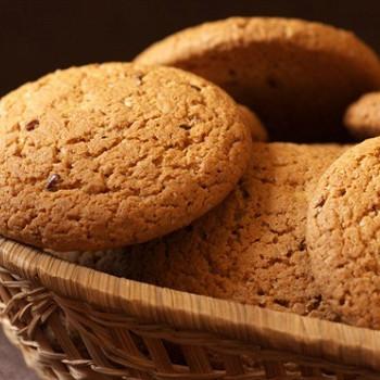обычное овсяное печенье