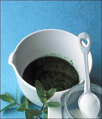 Рецепт Быстрый мятный сироп