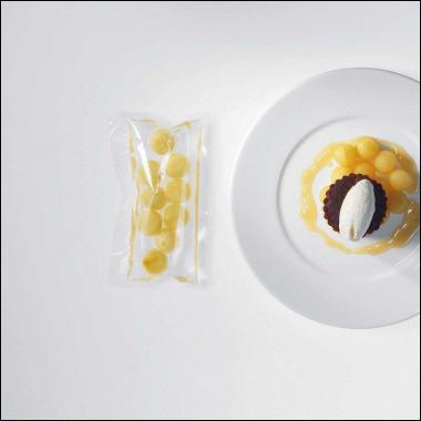 Рецепт Яблоки ввине сяблочным бисквитом