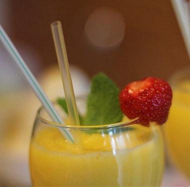 Рецепт Мангово-ананасовый смузи