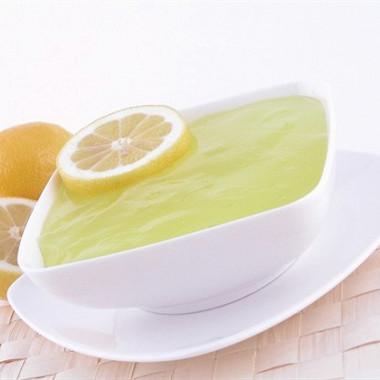 Рецепт Быстрое лимонное желе