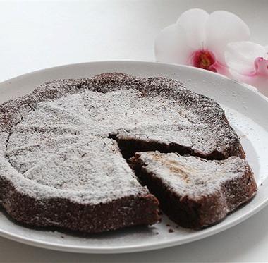 Рецепт Быстрый шоколадный пирог сяблочным уксусом