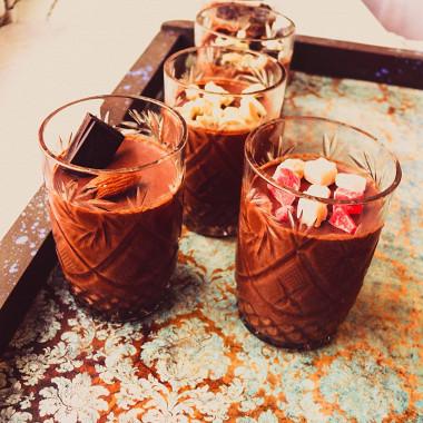 Рецепт Мусс изгорького шоколада