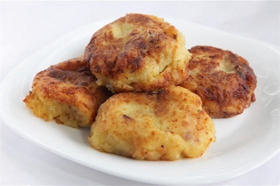 Картофельные зразы