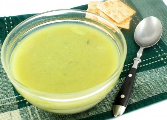 Суп-крем из щавеля