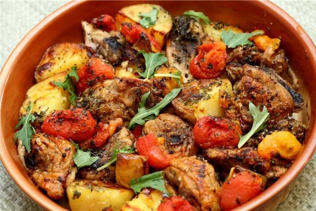 Рецепты блюд с окорочком