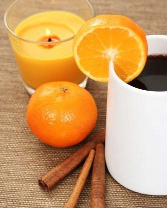 Горячий кофе с темным ромом по-датски