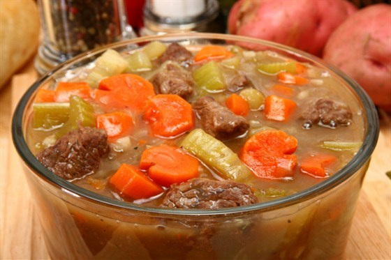 Виндзорский мясной суп