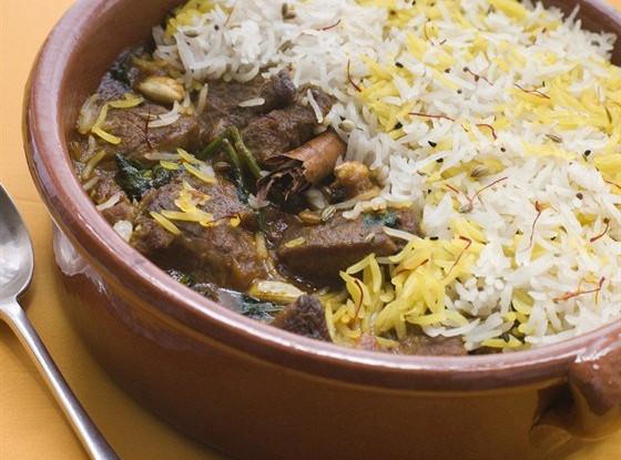 Суп из баранины – бозбаши
