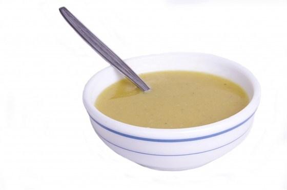 Суп из цукини с сыром
