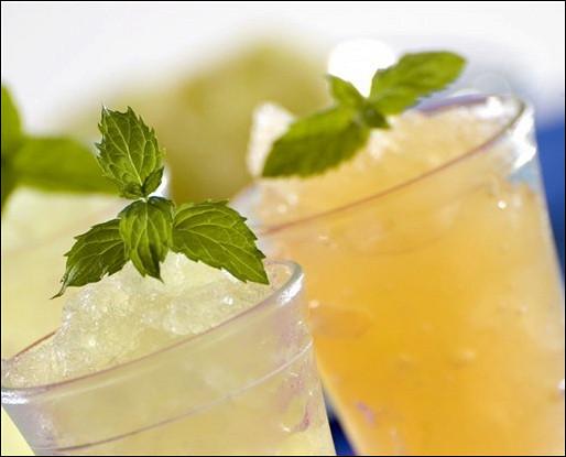 Замороженный лимонад