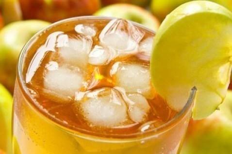 Яблочный газированный лимонад «О-ля-ля»